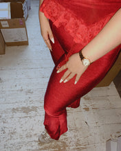 Load image into Gallery viewer, ST VALENTINE FLARES - HISSY FIT CLOTHING LTD