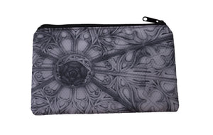 large flat zippered pouch (architecture)