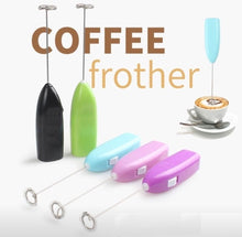 Load image into Gallery viewer, Coffee Frother (Whisker)