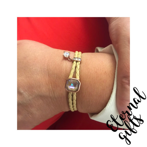 Cappucino Delite Bracelet -Knight and Day Jewellery