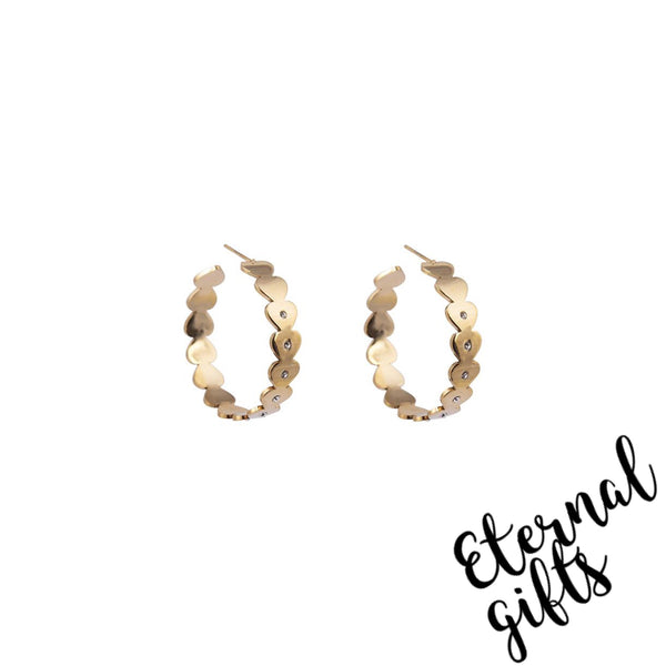 Karly Earrings - Knight and Day