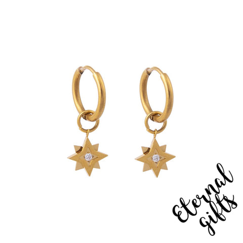 Elena Earrings - Knight and Day Jewellery