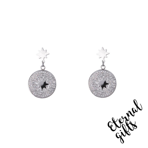 Esme Silver Earrings