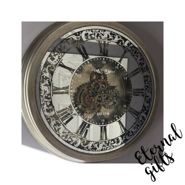 Farrah Clock - Mindy Brownes Interiors