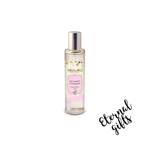 Pink Grapefruit and Champagne Room Spray (100ml) Celtic Candles