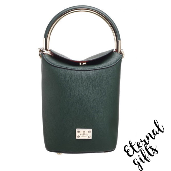 Urban Bucket Bag In Green