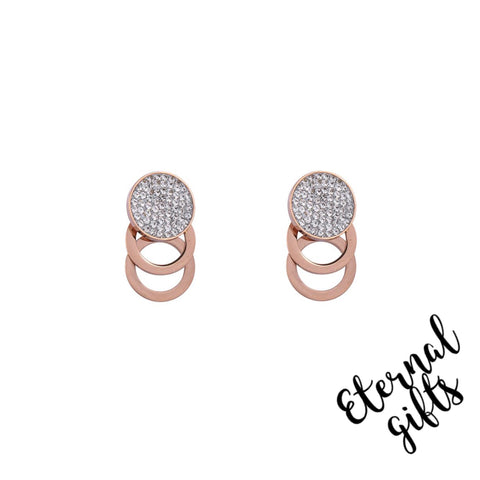 Kamille Earrings - Knight and Day Jewellery