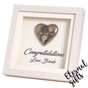 Framed Occasions- Love Birds- Genesis