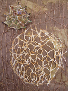 Nearly Gone - Geraldine Beirne Textile Artist