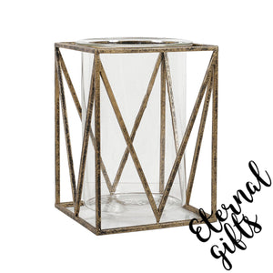 Solomon Candle Holder Large -Mindy Brownes Interiors
