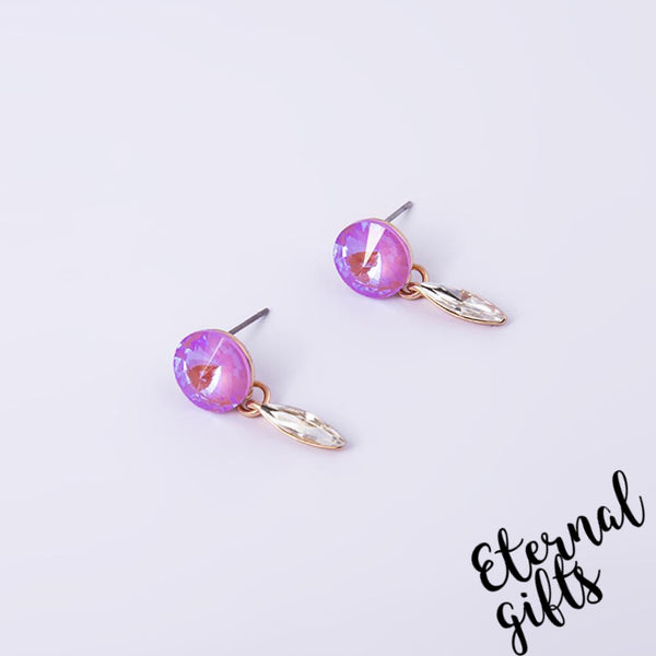 Summer Pinks Earrings -Knight and Day