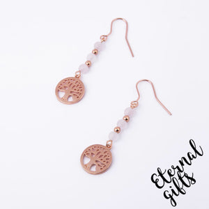 Tree of Life Earrings- Knight and Day