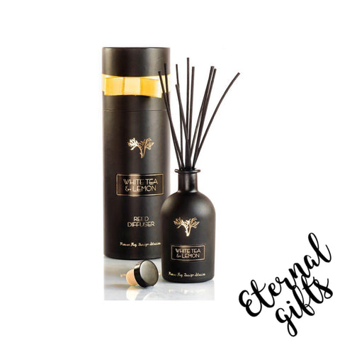 White Tea & Lemon Diffuser Audrey Collection -Rowan Beg