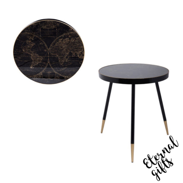 Venus Side Table - Mindy Brownes Interiors-FCH002