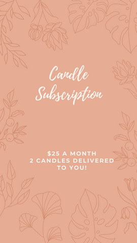 Candle Subscription