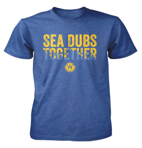 Sea Dubs Together Kids Tee