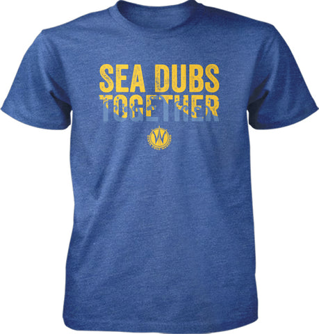 Sea Dubs Together Tee