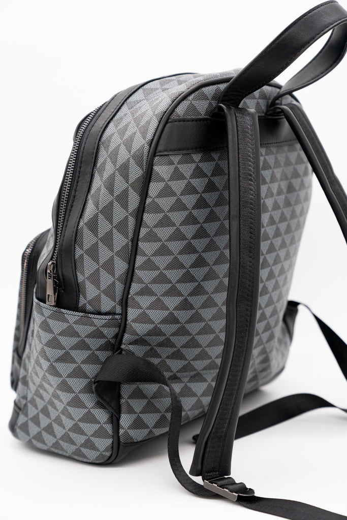 BLACK TRIANGLE BACKPACK Bags Hawaii's Finest