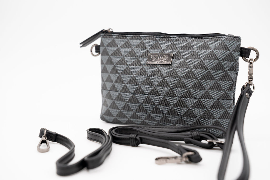 BLACK TRIANGLE CLUTCH Bags Hawaii's Finest