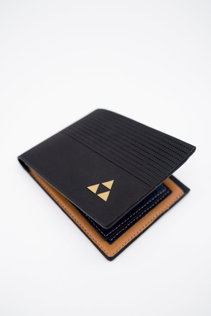 DARK CHARCOAL WALLET Utility Mau Hawaii