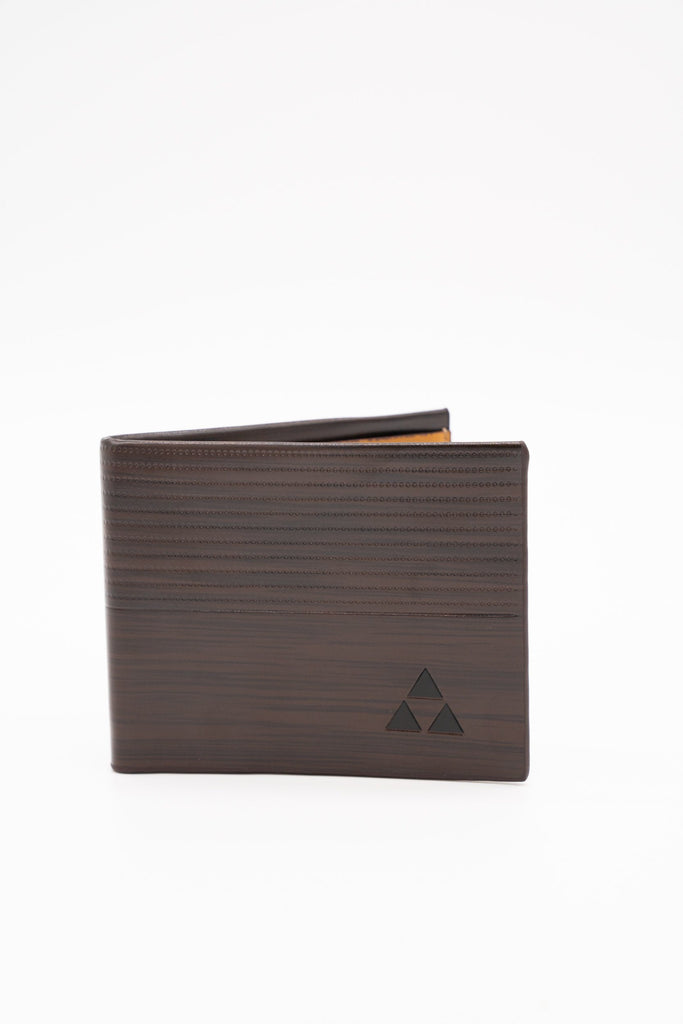 DARK OAK WALLET Utility Mau Hawaii