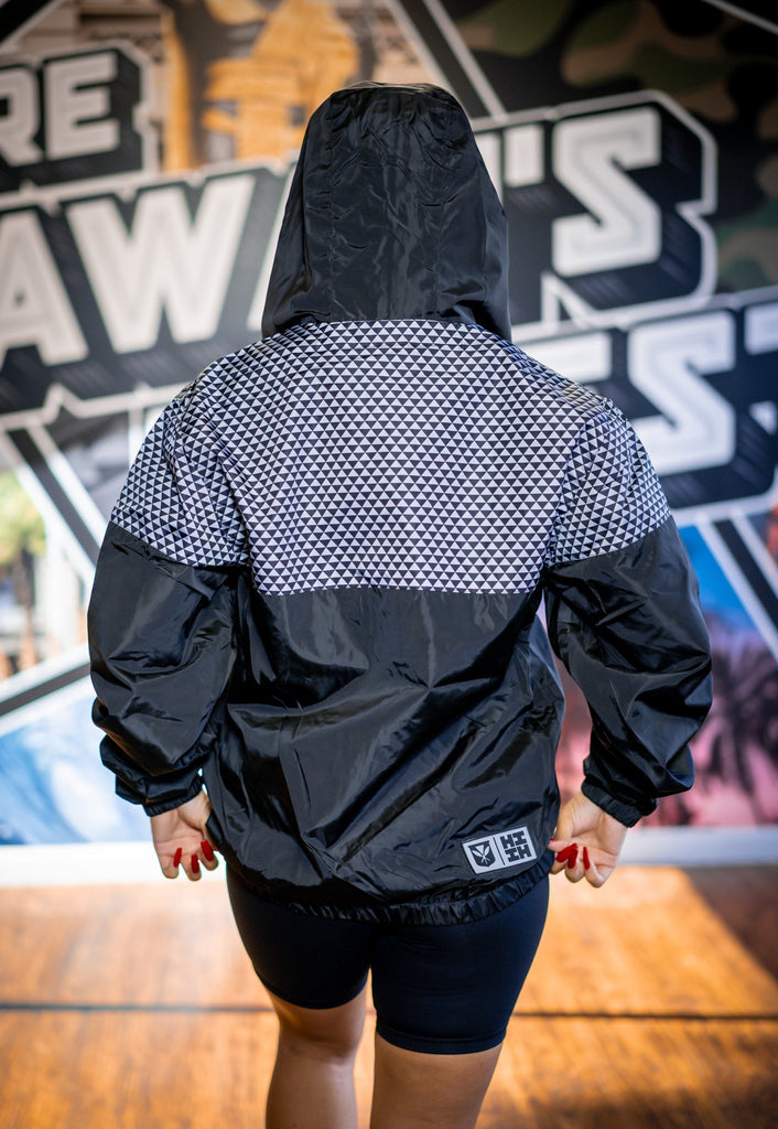 GRAY TRIANGLE MINI COLLECTION WINDBREAKER Jacket Hawaii's Finest