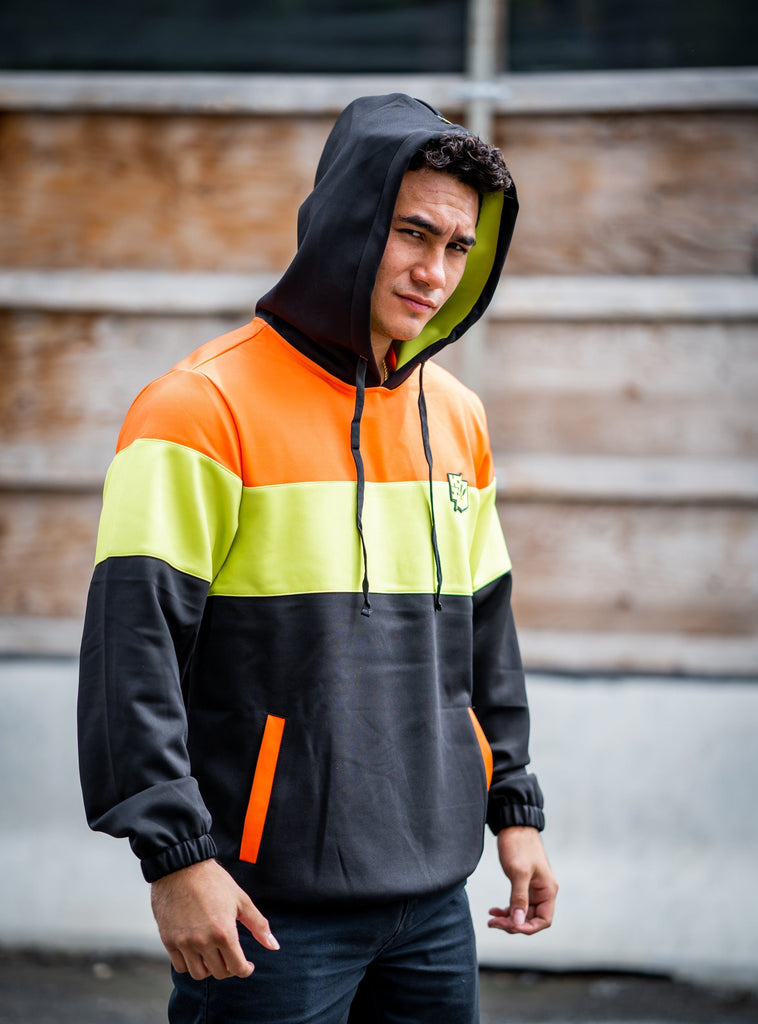 HI-VIS SERIES HOODIE Jacket Hawaii's Finest