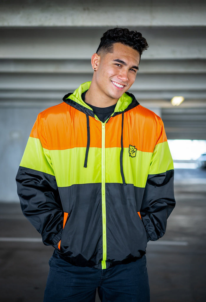 HI-VIS SERIES WINDBREAKER Jacket Hawaii's Finest