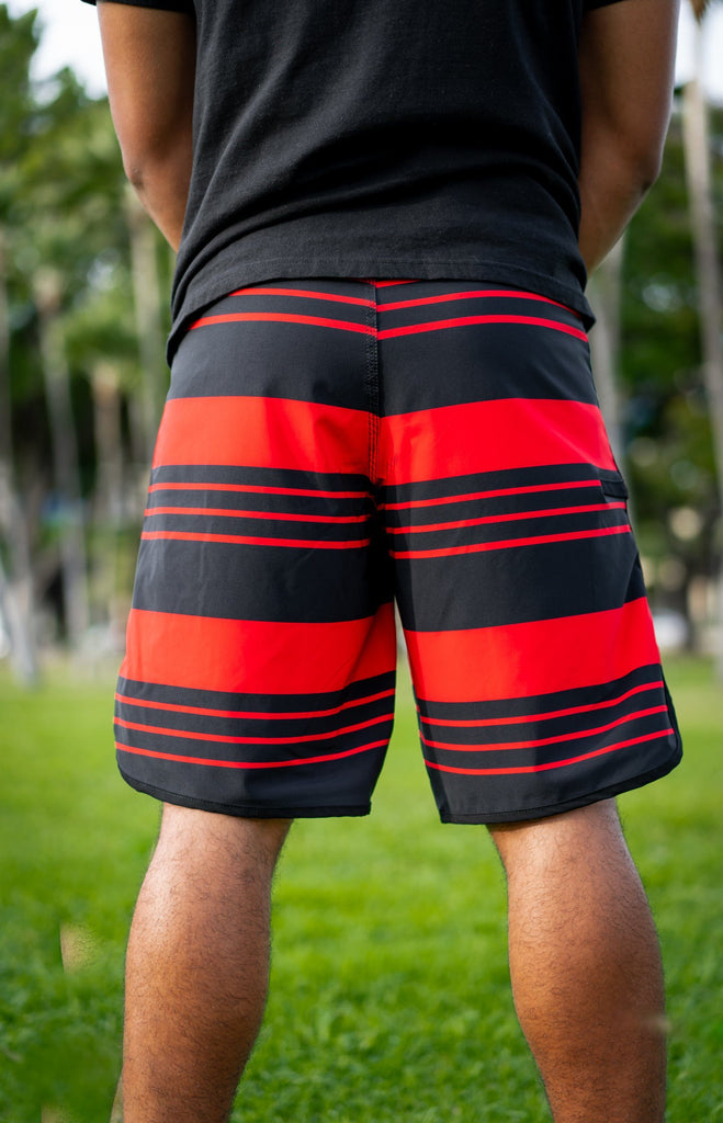 RED FLAG MINI COLLECTION BOARDSHORTS Shorts Hawaii's Finest