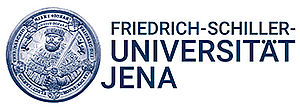 Logo of the Friedrich-Schiller-Universität, Jena, Germany