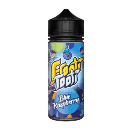 blue-raspberry-e-liquid-by-frooti-tooti-tropical-trouble-series-100ML-SHORTFILL-E-LIQUID-70VG-0MG-USA-VAPE-JUICE