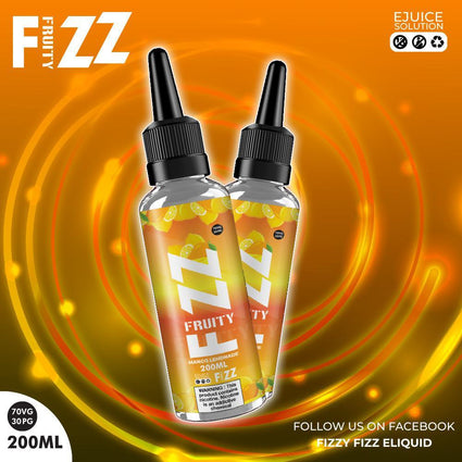 mango-lemonade-fruity-fizz-200ml-e-liquid-70vg-vape-0mg-juice-shortfill