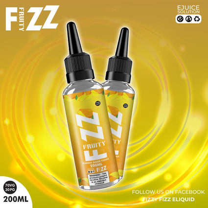 mango-fruity-fizz-200ml-e-liquid-70vg-vape-0mg-juice-shortfill