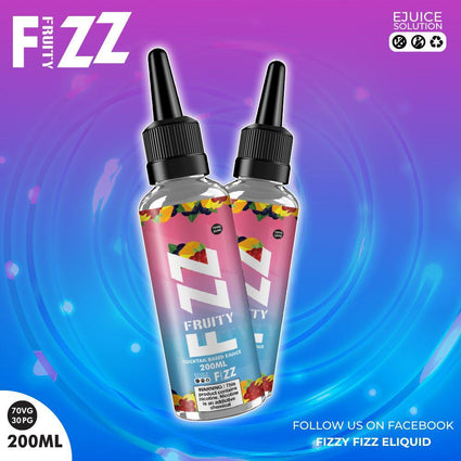 cocktail-fruity-fizz-200ml-e-liquid-70vg-vape-0mg-juice-shortfill