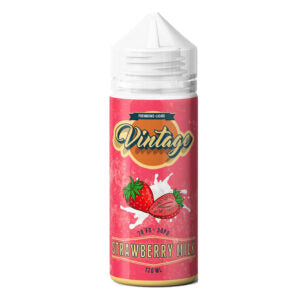 strawberry-milk-vintage-100ml-e-liquid-70vg-vape-0mg-juice-shortfill