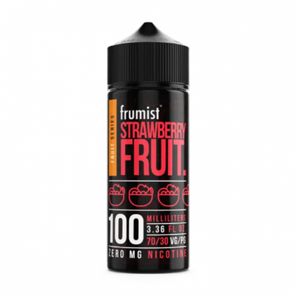 strawberry-fruit-series-frumist-100ml-e-liquid-70vg-30pg-vape-0mg-juice-short-fill