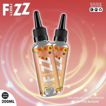 peach-fruity-fizz-200ml-e-liquid-70vg-vape-0mg-juice-shortfill