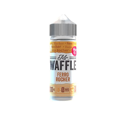 E-liquid-vape-mr-waffle-Ferro-Rocher-100ml-juice-70vg