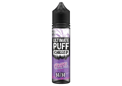 Ultimate-puff-50ml-Grape-Chilled-50vg-e-liquid-vape-juice