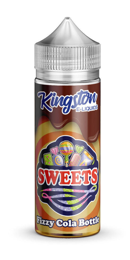 Kingston-Fizzy-Cola-Bottles-100ml-e-liquid-juice-70vg-vape-shortfill-bottle-buy-online