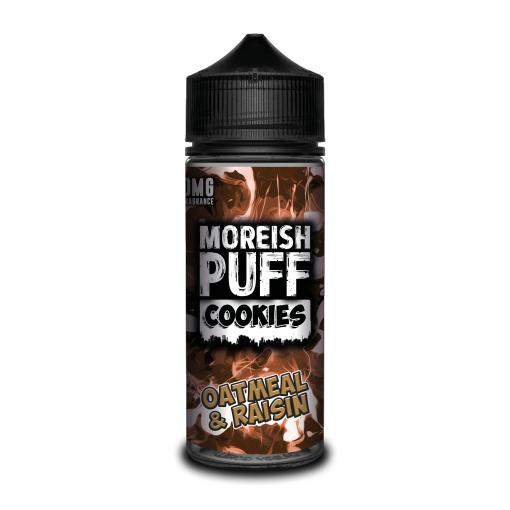 oatmeal-raisin-moreish-puff-cookies-100ML-SHORTFILL-E-LIQUID-70VG-0MG-USA-VAPE-JUICE