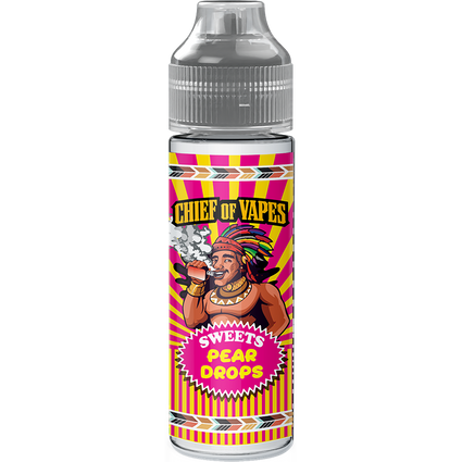 Chief-of-vapes-Pear-drops-50ml-e-liquid-juice-vape-70vg-sub-ohm-shortfill