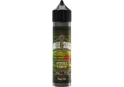 Waffle-shack-Sticky-Lemon-50ml-e-liquid-juice-vape-70vg