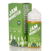 jam-monster-apple-100ML-SHORTFILL-E-LIQUID-75VG-0MG-USA-VAPE-JUICE