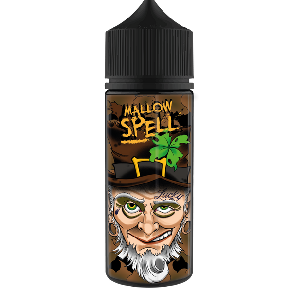 Lucky-thirteen-Mallow-Spell-100ml-e-liquid-juice-70vg-sub-ohm-shortfill-vape