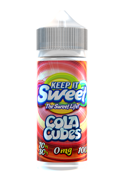 cola-cubes-Keep-It-Sweet-E-Liquid-100ml-juice-vape-shortfill-70vg.