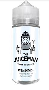 ice-menthol-the-juiceman-100ml-e-liquid-juice-vape-shortfill-50vg