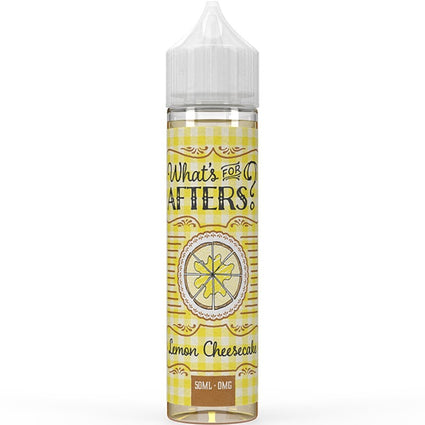lemon-cheesecake-what's-for-afters?-50ML-E-liquid-0MG-Vape-70VG-Juice-shortfill-sub-ohm