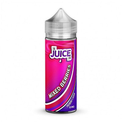 The-juice-lab-Mixed-Berries-100ml-e-liquid-juice-vape-60vg-shortfill