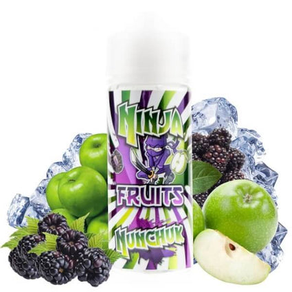 nunchuk-ninja-fruits-100ml-70vg-0mg-e-liquid-vape-juice-shortfill-sub-ohm